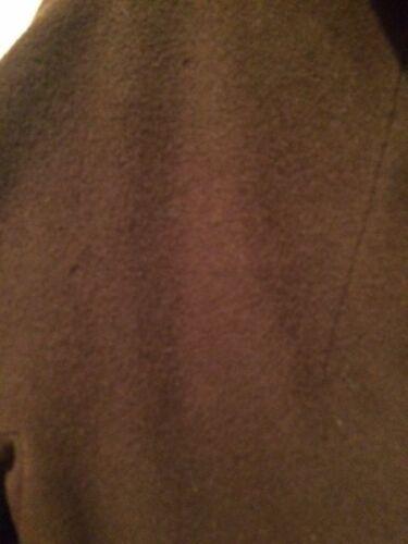 Cashmere Chocolate Coat S 100 Long Soft Brown Vintage 7ZnqwIqR