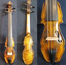 "Baroque style fancy Pochette SONG brand violin 7 3/4"",good sound #11918"
