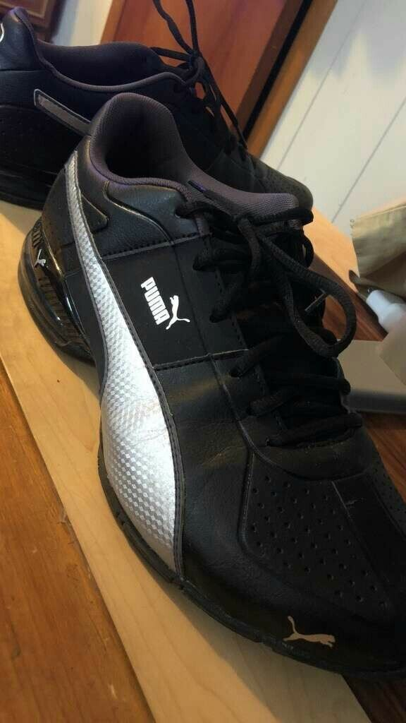 puma shoes men size 12 selling them for 75