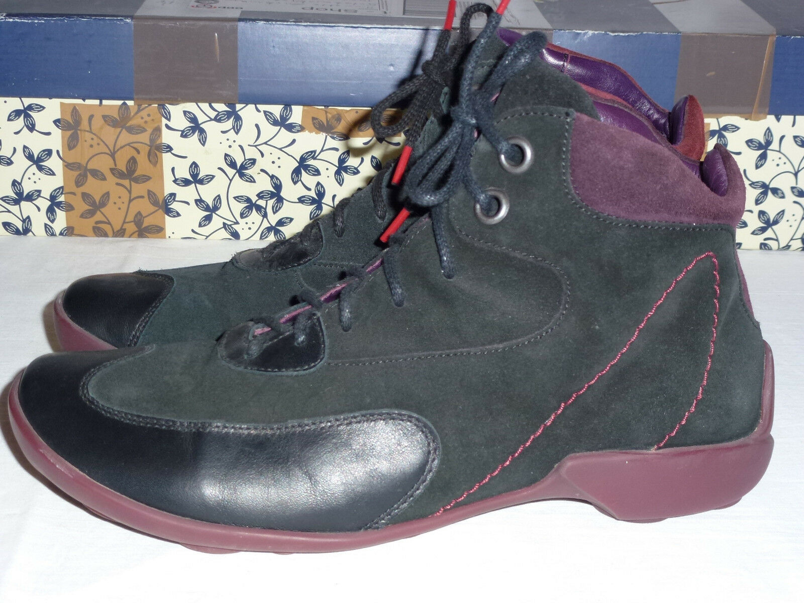 Think cookie botines botas de cookie Think talla 37-negro-forradas-bloggers - 9,7/10 8492c9