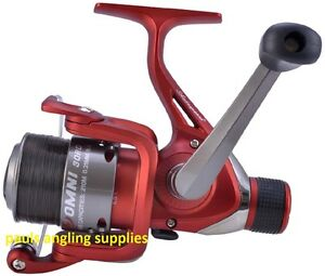 Shakespeare-Omni-Match-Float-Fishing-Reel-Rear-Drag-Carp-Match