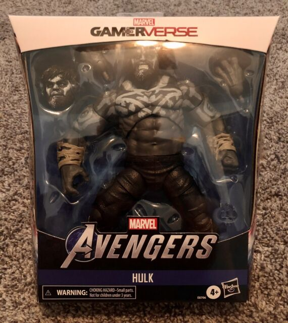 Marvel Legends Gamerverse Hulk Exclusive Avengers Action Figure Toy Sale NEW
