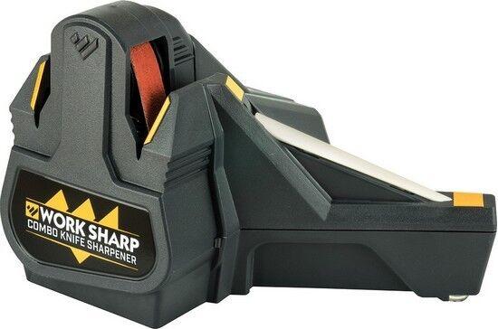 Work Sharp 3939 Knife Sharpener Ceramic Electric/Manual Combo