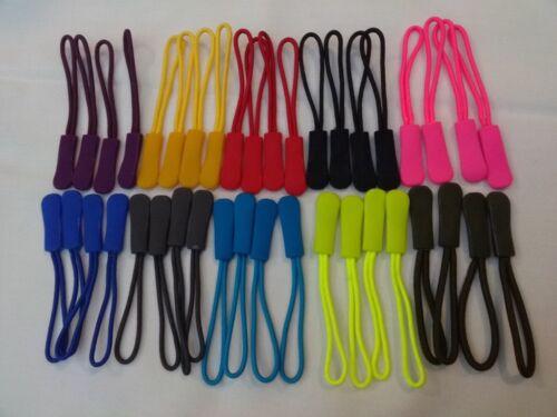 - £1.69 for pk of 4 // 2 pks for £2.59 Zip pulls ZipTags Zipper Pulls