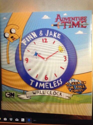 Finn /& Jake Horloge Murale