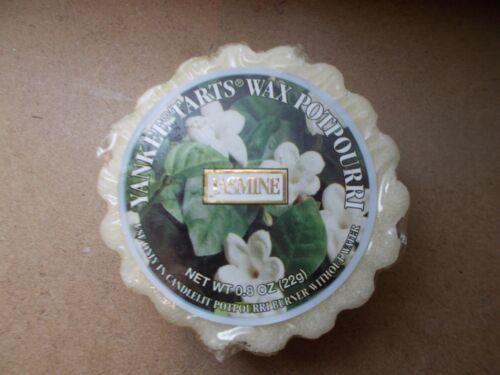 Yankee Candle Usa Rare Jasmine Wax Tart
