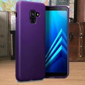 Samsung-Galaxy-A8-2018-Extreme-Element-Case-Gel-Precision-Purple-Retail-Boxed