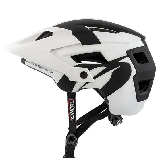 O'Neal Defender 2 Enduro Style Mountain Bike MTB Bicycle Helmet ONeal Blk W L XL