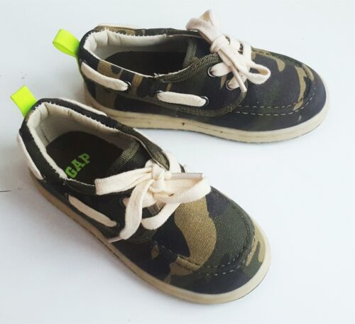 Infant 7 Gap 10 16 Sneakers Scarpe Miltary Sneakers Green Youth 99 Boys Camo Uk6 4ddwvaBqx