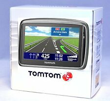 NEW in Box TomTom GO 740 LIVE Car Portable GPS Text-to-Speech North-America Maps
