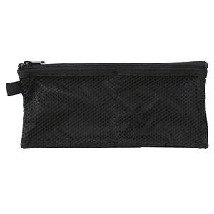 MUJI-Double-Zip-Case-BLACK-Long-Size-Easy-For-Travel-Garment-Japan-New