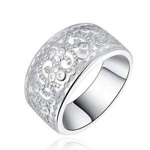 925-Silver-Plated-Wedding-Ring-Rings-Charm-Hollow-Classic-Hot-Sale-Women-Jewelry