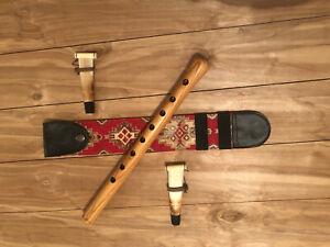 Professional Duduk Pro Duduk Flute 2 Reeds National Case Armenian Duduk
