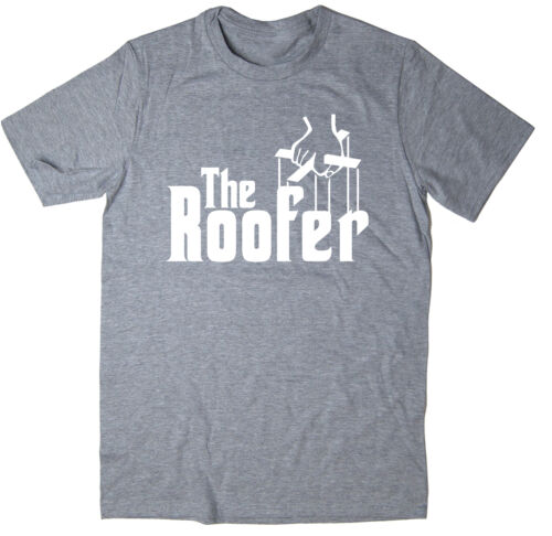 Godfather Spoof Funny T-Shirt The Roofer Many Colours