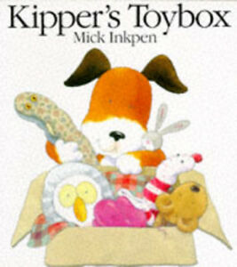 Kipper-Kipper-039-s-Toybox-by-Mick-Inkpen-Paperback-softback-Quality-guaranteed