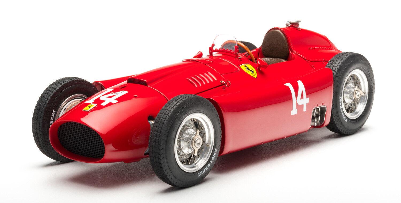CMC 1 18 Ferrari D50,1956 GP France Collins Limited Edition 1500 ITEM  M-182