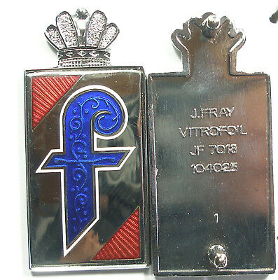 Pininfarina Badge Emblem For Ferrari Alfa Romeo Maserati