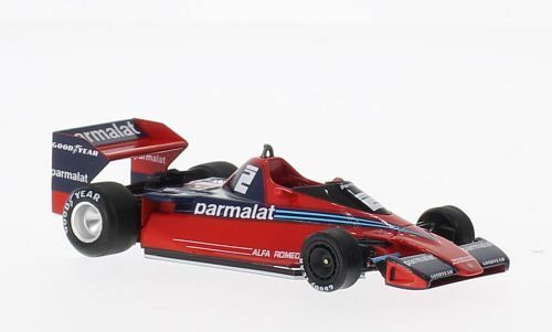 Brabham bt46-alfa romeo, No. 2, parmalat racing team, GP de Monaco, 1 43