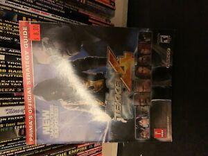 Tekken 4 Prima Strategy Guide Book Ps2 Ebay
