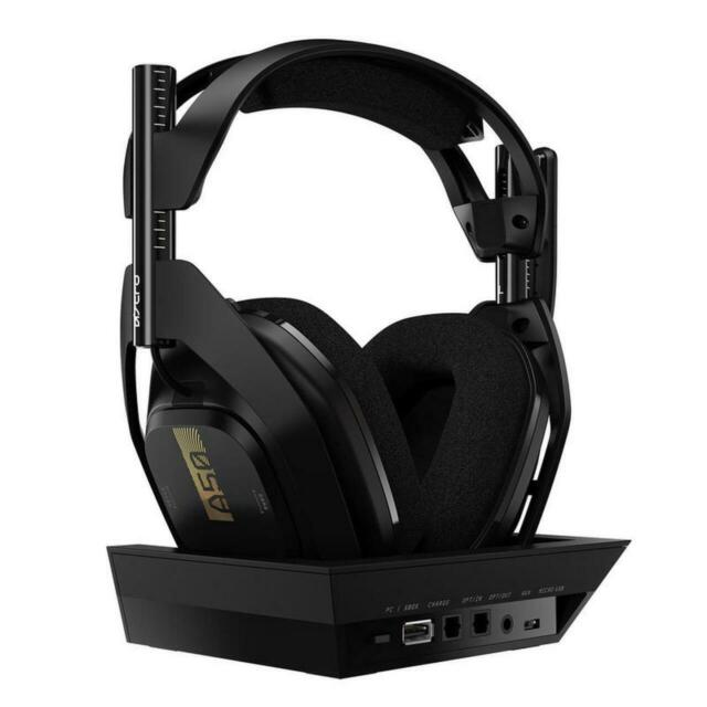 Astro A50 Gen 4 Wireless Headset + Base Station For XBOX ONE/Windows/MAC
