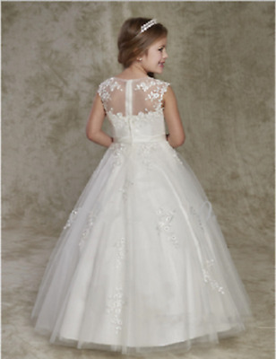 new collection united kingdom on feet at White Holy Communion/Occasion Dresses RRP £44-£48 Age2 3 4 5 ...
