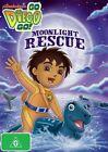Go Diego Go! - Moonlight Rescue (DVD, 2013)