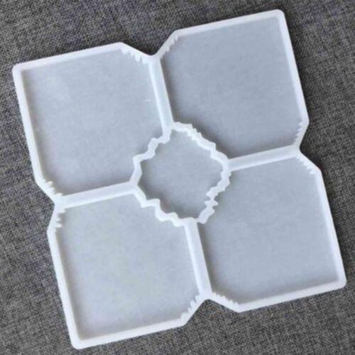 Pendant Maze Key Chain Silicone Mould UV Epoxy Jewelry Making Tools Resin Mold