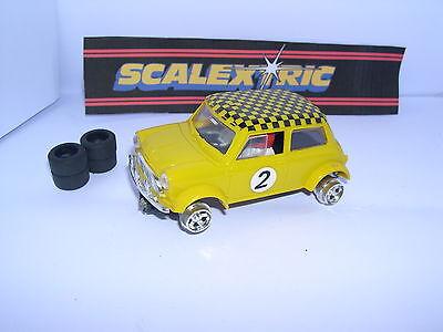 Kinderrennbahnen Scalextric C-007 Mini Cooper #2 Typ 7 Yellow Ausgezeichnet Zustand Unboxed An Indispensable Sovereign Remedy For Home Elektrisches Spielzeug