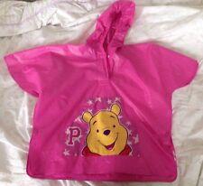Disney's Winnie The Pooh painting poncho Size Medium 4/6x