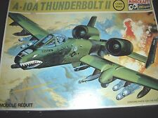 FAIRCHILD A-10 A Thunderbolt II 1/72 Scale Minicraft Hasegawa Plastic Model Kit : false canopy - memphite.com