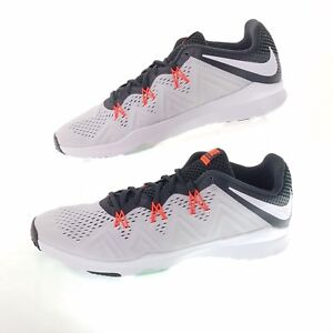 Details about Nike Womens 11 Shoes Platinum White Zoom Condition TR 852472 002 MSRP $90