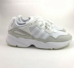 Adidas Originals Men/'s Yung-96 Shoes NEW AUTHENTIC White//Grey EE3682