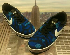 eca9c5634e Nike Eric Koston CNVS GS Grade School Size 6.5Y SB Canvas 654148 410 ...