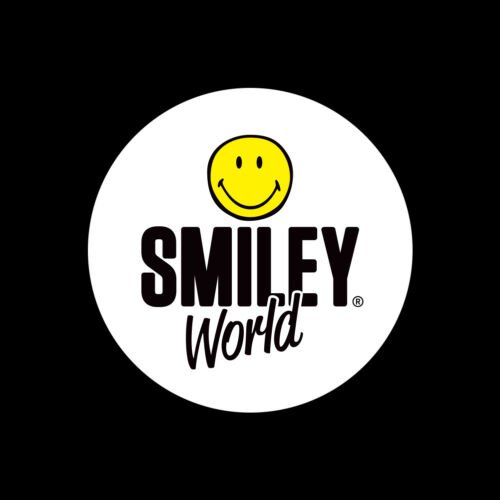 Smiley Smile Happy Yellow Face Refrigerator Fridge Circle Magnet Set