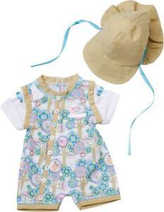 Baby Born® Strampler Kollektion Zapf Puppenbekleidung Größe 43 Spielzeug Kleidung & Accessoires