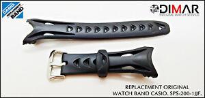 Replacement Original Watch Band Casio SPS-200-1JJF - SPS-201-1VVDF