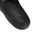 Adidas-Duramo-Mens-Slides-Flip-Flops-Pool-Beach-Slippers-Black-Navy-Blue-Stripes miniatura 3