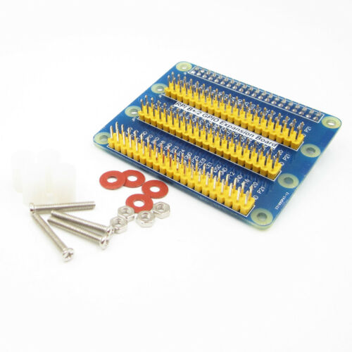 GPIO Expansion Board Raspberry Pi Shield for Raspberry PI 2 3 B B With Screws