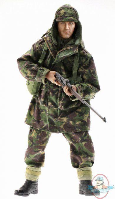 1 6  Phil Norman  (Private) - British Sniper, 2nd Battalion Parachute Regiment