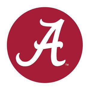 NCAA Alabama Crimson Tide 12-Inch Magnet