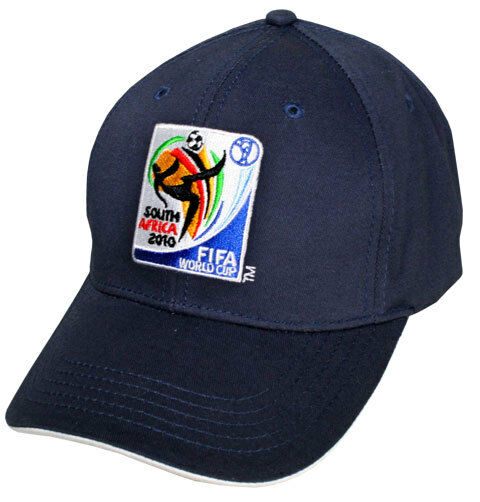 7b14c9e2c03 Football Soccer Baseball Cap Hat World Cup 2010 Cotton Adjustable Unisex Men  ...