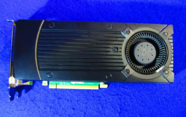 DELL ALIENWARE X51 R2 1.5GB NVIDIA GTX 660 VIDEO GRAPHICS CARD 2CHCY 02CHCY