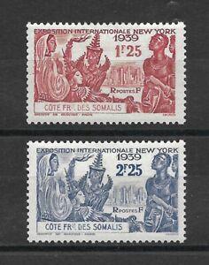 COTE-DES-SOMALIS-N-170-171-2-VALEURS-NEUVES-SUPERBE