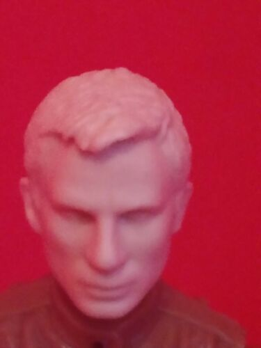 MH127 Cast Action figure HEAD SCULPT FOR USE WITH 1:18th Scale gi joe militaire