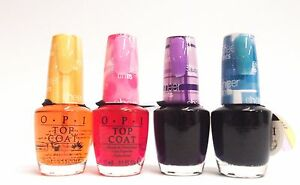 Image Is Loading Opi Nail Polish Sheer Tints Color Tinted Top