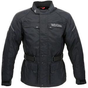 Trik-Moto-M105-3-4-Ville-Moto-Touring-Veste-Textile-Noir