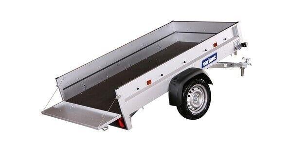 Ladtrailer, Variant 220 S1 m/tip, lastevne (kg): 370