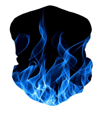 Face Cover UV Protection Tube Cooling Bandana Neck Breathable Mask Men//Women