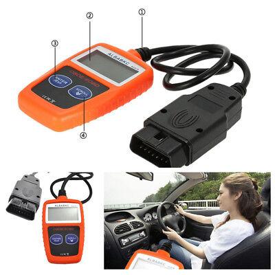 OBD2 Car Diagnostic Scan Tool Fault Code Reader AC618 Data Display