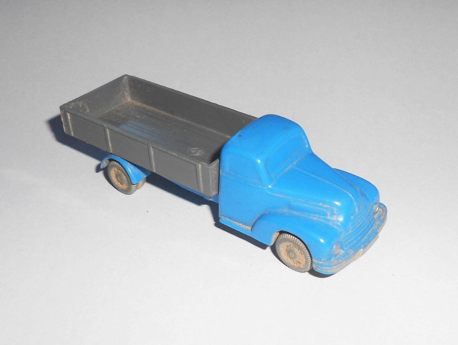 Joyeux Noël Surprise  Wiking voiture miniature camion camion camion bleu vitres 1:87! | Insolite  | En Ligne  | Boutique En Ligne